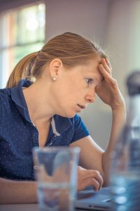kaj lahko anksioznost povzroči vašemu telesu
